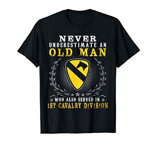 1st Cavalry Division Tshirt