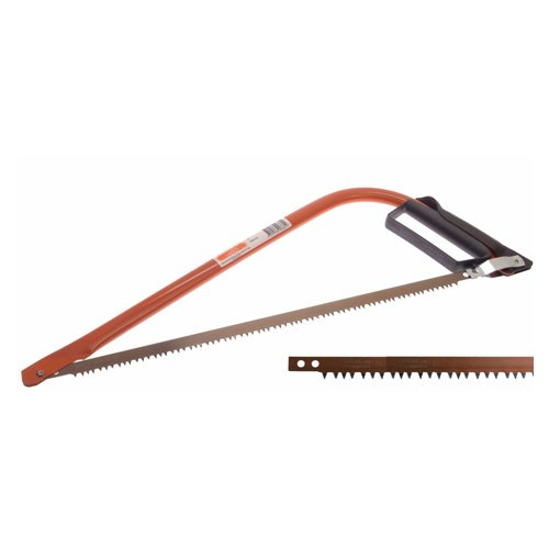 Bahco 21 Inch Bow Saw with Extra Wet Cut Blade
