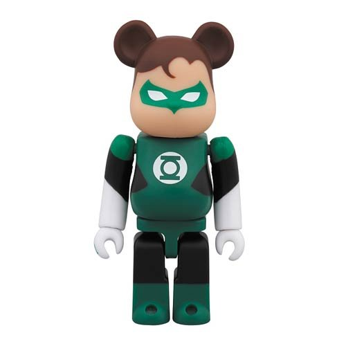 Super Powers Green Lantern - DC Super Powers Green Lantern Bearbrick SDCC 2014 Exclusive