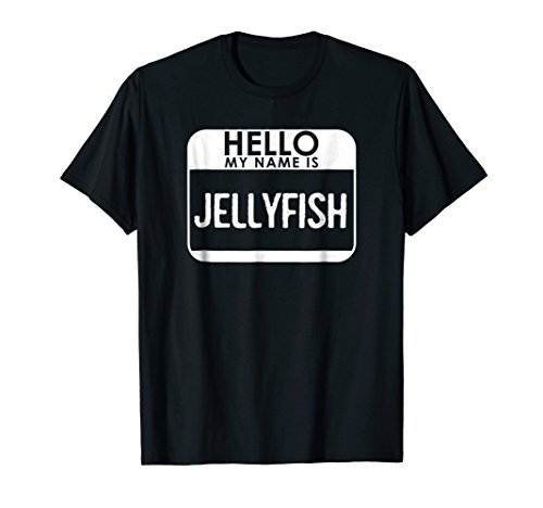 Jellyfish Costume T-Shirt Funny Easy Halloween Outfit (Cute Jellyfish Costumes)