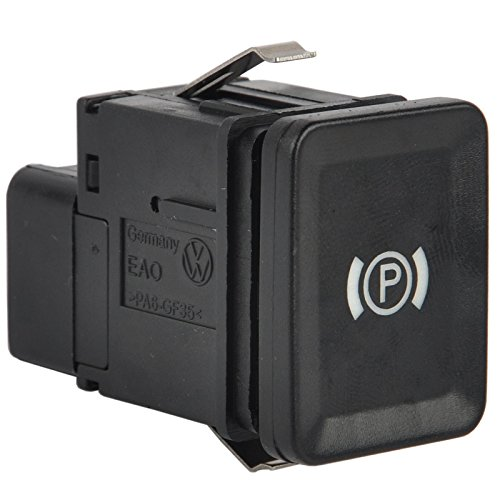 New EPB Electronic Handbrake Button Parking Brake Switch for VW Passat B6/3C/CC
