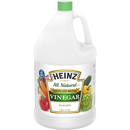 Heinz White Vinegar Distilled, 1 gal Jug (Best Store Bought Marinara Sauce)