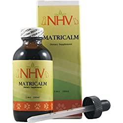 NHV Matricalm - Natural Support for Anxiety, Stress and Aggression in Cats and Dogs
