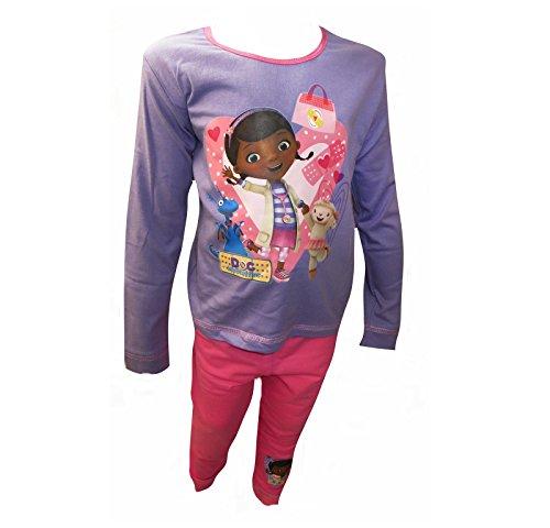Price comparison product image Disney Doc McStuffins 18-24 Months 100% Cotton Pyjama Set