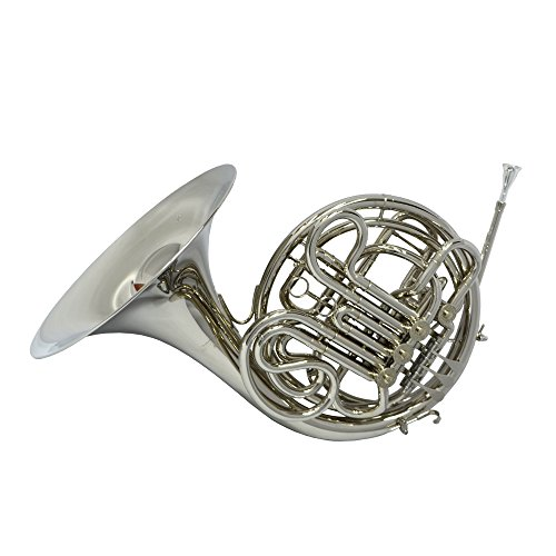 Schiller American Elite VI (A) French Horn - Nickel by Schiller