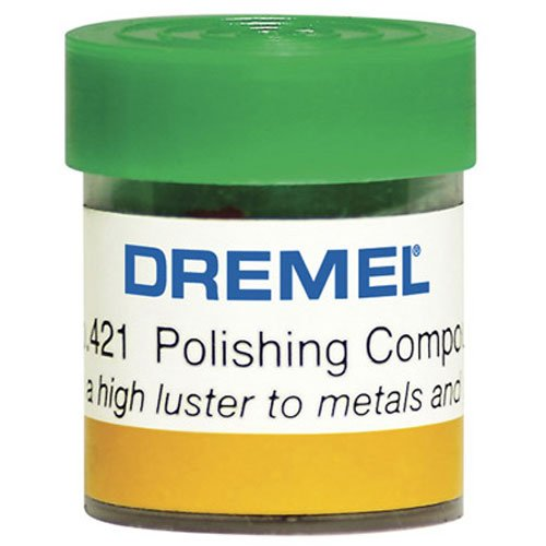 Jewelers Rouge Polishing Compound (Dremel 421 Polishing Compound)