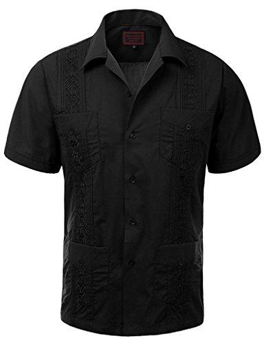 Best cuban wedding shirts for men list