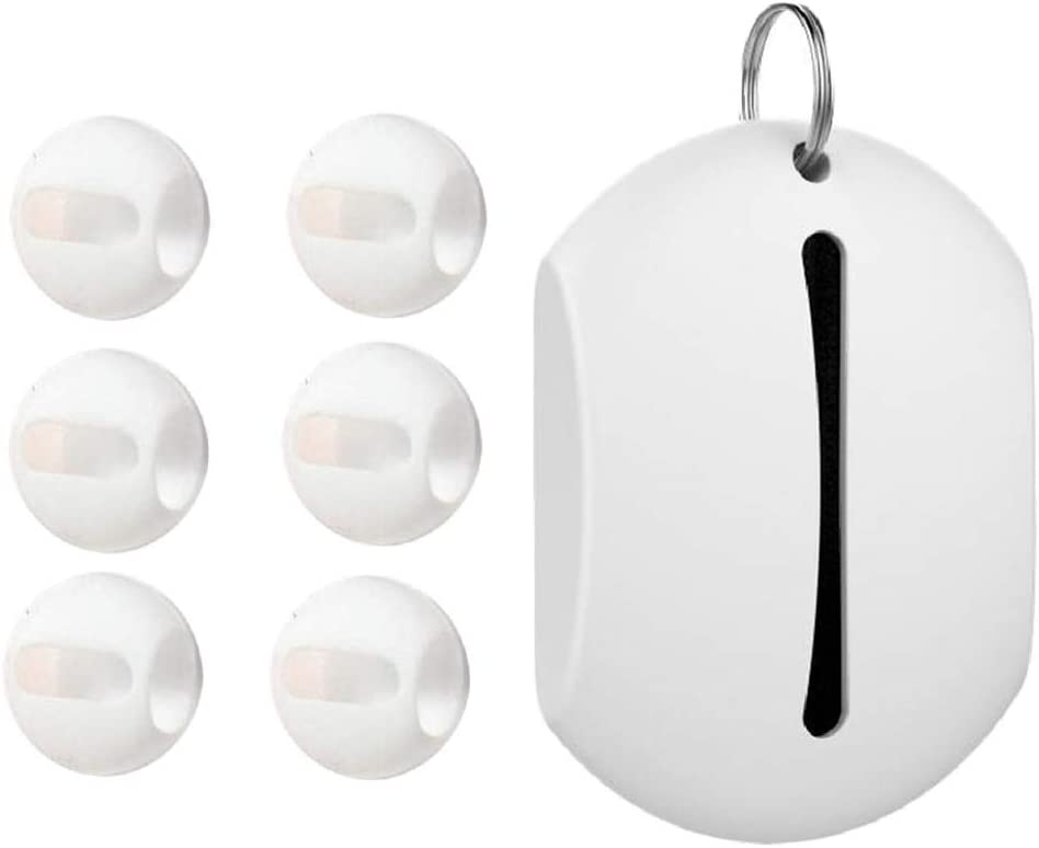 Fanct 1Set Anti-Slip Earbuds Pads Silicone Case in-Ear Eartips for Hua-wei Freebuds 3