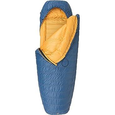 Big Agnes Deer Park 30 Synthetic Sleeping Bag-Long-Left Zip (BDPL16)
