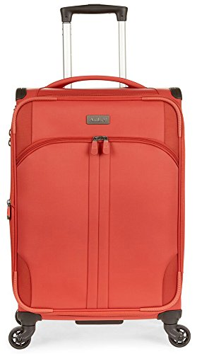 Antler Aire DLX 21'' Carry On Spinner (Tomato) by Antler