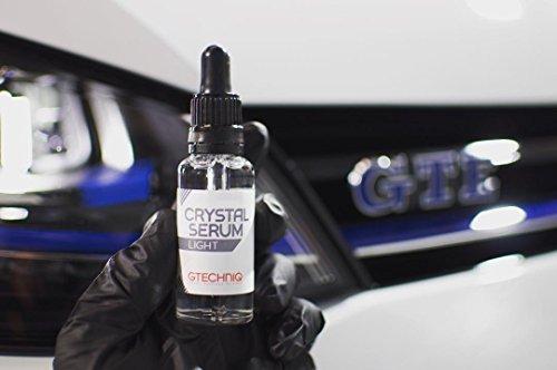 Gtechniq Crystal Serum Light Ceramic Composite Coating The