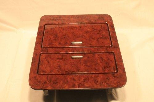 20951473 Woodgrain Center Console Cup Holder/storage ()