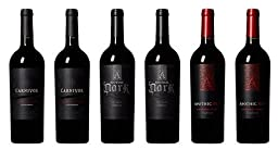 King of the Reds Apothic and Carnivor Wine Mixed Pack 6 x 750mL