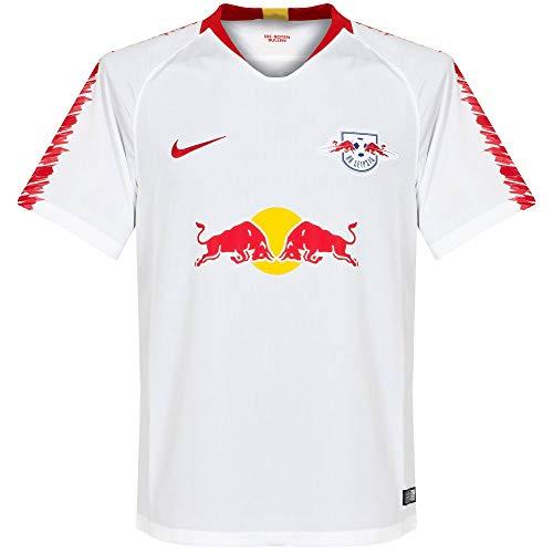 - NIKE 2018-2019 Red Bull Leipzig Home Football Shirt