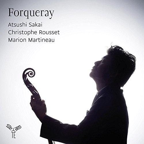 Forqueray Pieces viole Atsushi Sakai product image