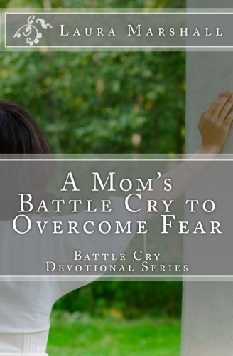 Moms Battle Cry Overcome Fear product image