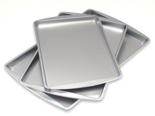 metal baking pan sets - 6