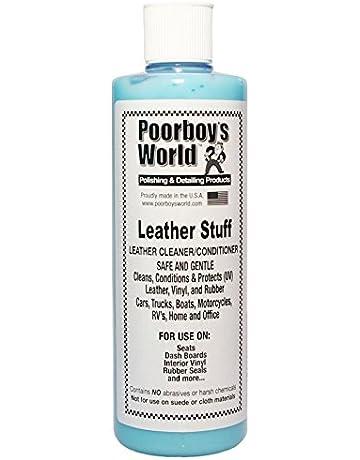 Poorboys - Limpiador acondicionador de Piel (473 ML)