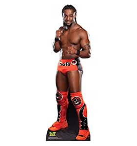 Kofi Kingston - WWE - Advanced Graphics Life Size Cardboard Standup