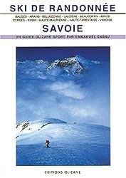 Ski de randonnée : Savoie