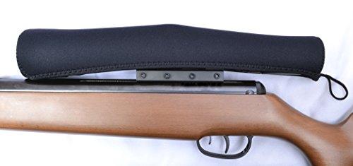 ETG Delux Soft Neoprene Scope Guard Cover for Full Size 3-9X40 3-9X32 Rifle Scope