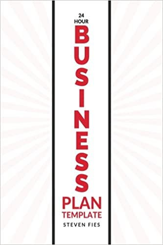 24 hour business plan template how to validate your startup ideas 24 hour business plan template how to validate your startup ideas and plan your business venture steven fies 9781517210991 amazon books fbccfo Gallery