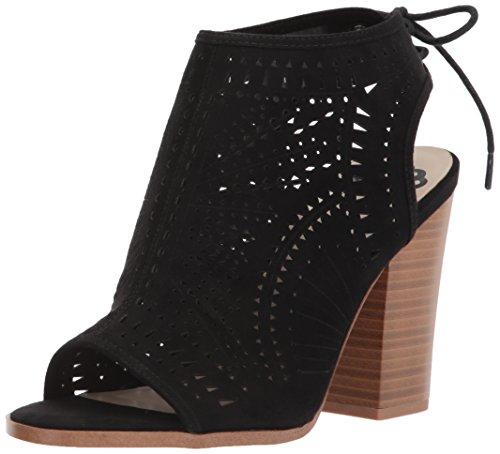 Sandalo Con Tacco Vanga Donna Fergalicious Nero