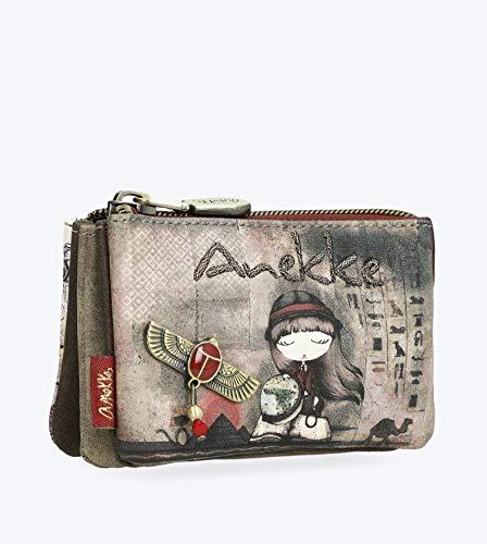 Anekke Egypt - Mini Bolso con diseño de Egipto + Llavero de ...