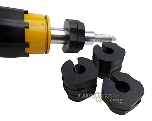 22mm SET! 10x Federwegbegrenzer Federwegsbegrenzer CLIP HA oder VA 21mm