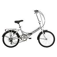 "Mizani City, Folding Bike, 20"" Wheel, 6 speed, Unisex"