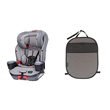 Evenflo Evolve Platinum 3 In 1 Combination Booster Seat Charcoal Stripe With Car