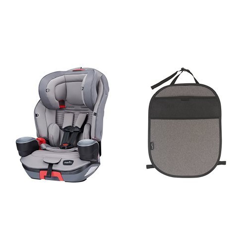 Evenflo Evolve Platinum 3-In-1 Combination Booster Seat, Cha