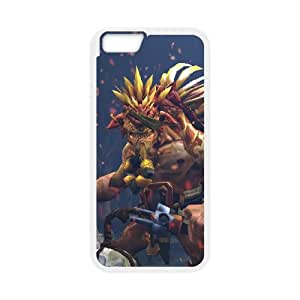 iPhone 6 Plus 5.5 Inch Cell Phone Case White Defense Of The Ancients Dota 2 BRISTLEBACK 003 LWY3521095KSL
