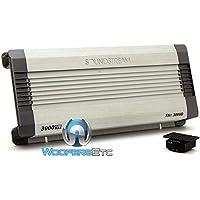 Soundstream TN1.3000D Monoblock 3000 Watts Class D Full Subwoofer Amplifier