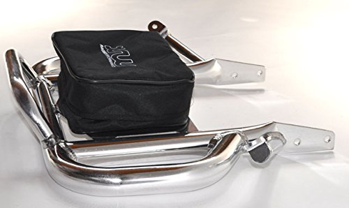 Portaequipajes Quad Suzuki LTZ 400: Amazon.es: Coche y moto