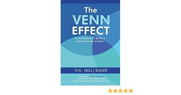 Ebook The Venn Effect By Wk Rader