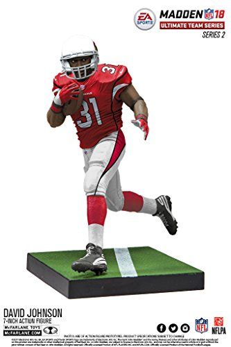 Mcfarlane Madden 18 Ultimate Team (Series 2) David Johnson Figure - Arizona Cardinals