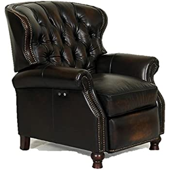 this item presidental ii leather wing power electric recliner chair by - Electric Recliner Chairs