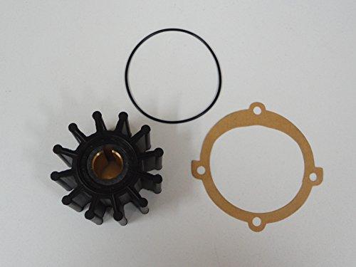 Crusader Impeller (StayCoolPumps Impeller Kit Replaces Pleasurecraft RP061017)