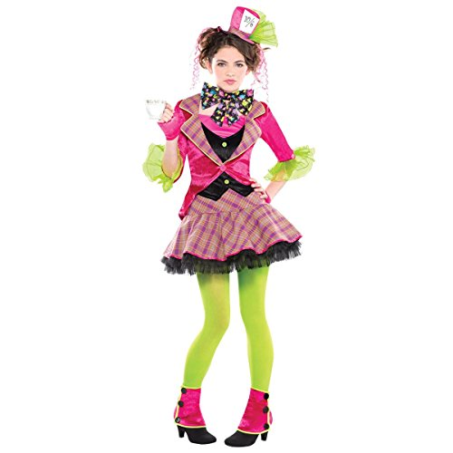 Mad Hatter Costume - Teen (Mad Hatter Costumes For Teens)