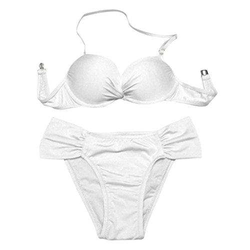 No utilizar si el bebé Bañador para que los bañadores de traje de baño con falda biquini de blanco
