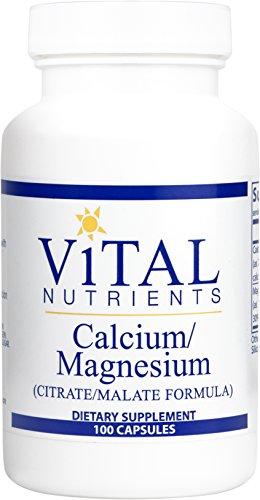 Vital Nutrients Magnesium Cardiovascular Capsules product image