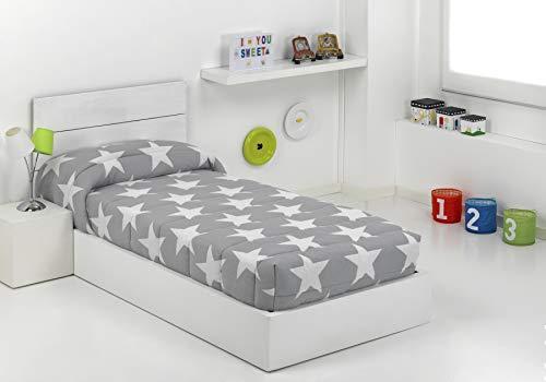 Babychispitas Edredon Ajustable Modelo Estrellas G