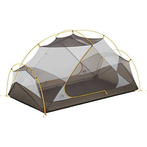 The North Face Triarch 2 Person Tent - One Size - Summit Gold/Weimaraner Brown