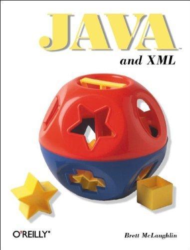 Java and XML (O'Reilly Java Tools) 1st edition by McLaughlin, Brett (2000) Taschenbuch