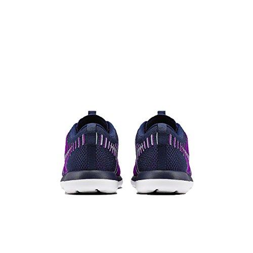 Nike Kids Roshe Twee Flyknit (gs) Loopschoenen Lila