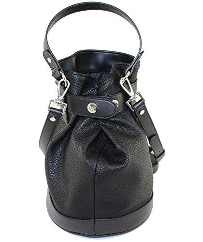 Armani Jeans Tasche Umhängetasche Messenger Bag 922250 schwarz 4zvKd