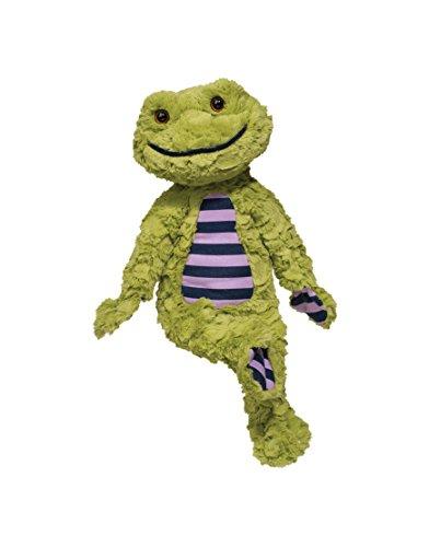 Plush Cuddle Frogs - Douglas Cuddle Toys Frog Clr Stripes (4401)