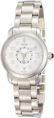Victorinox Swiss Army Classic Vivante Dual Time Women's Quartz Watch 241259