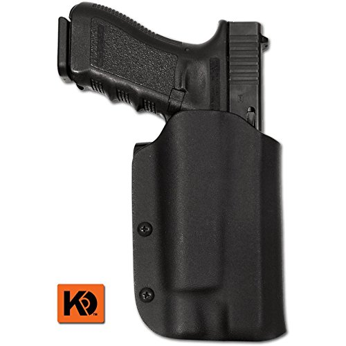 K Rounds Owb Comp/Belt Holster, Sig Sauer, P220, P220R, P226, 226R, Elite, Molded Belt Loop 1.75